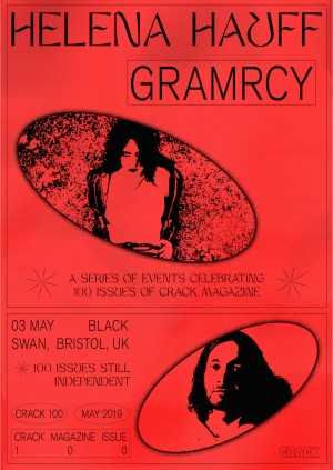 Crack 100: Helena Hauff & Gramrcy