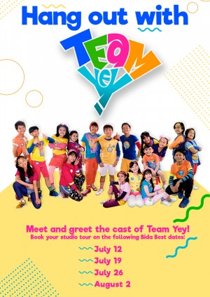 Team YeY Meet and Greet