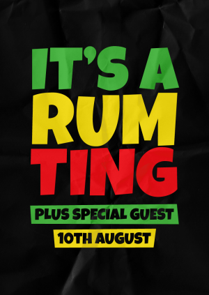 It's a Rum Ting with Special Guest