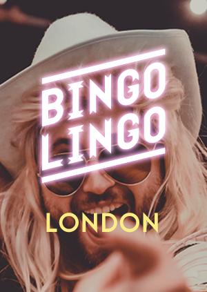 BINGO LINGO London