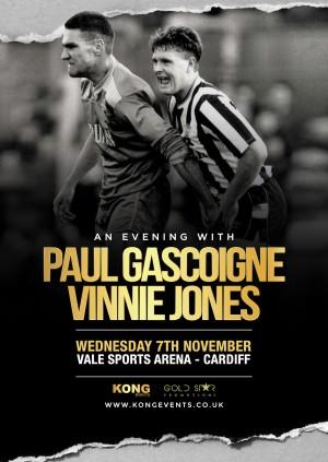 An Audience with Paul Gascoigne & Vinnie Jones