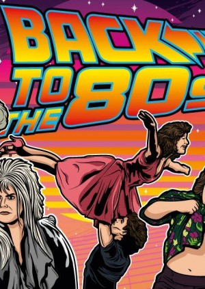 Back To The 80s Rooftop Party
