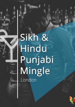 Sikh & Hindu Punjabi Mingle