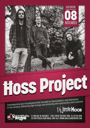 Ħoss Project + DJ Jamie Moon