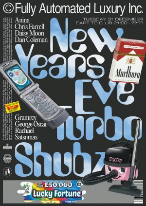 Fully Automated Luxury NYE Turbo-Shubz