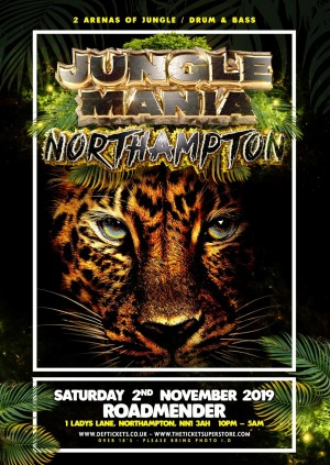 Jungle Mania Northampton