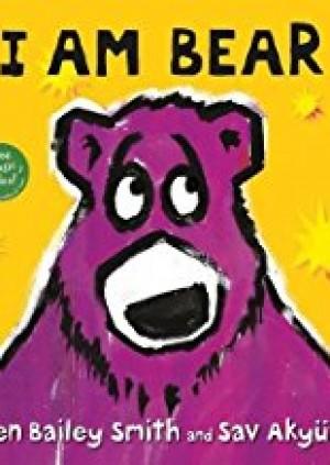 I Am Bear (kids 4+)