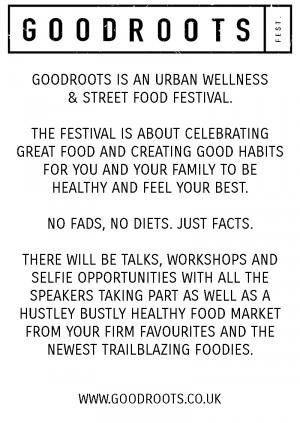 GOODROOTS FESTIVAL