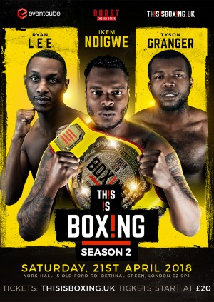 THIS IS BOXING SEASON 2