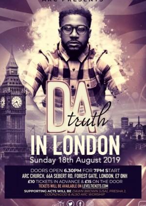 DA Truth in London
