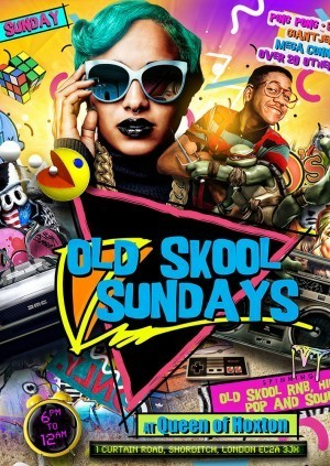 Old Skool Sundays - 50 Cent Special