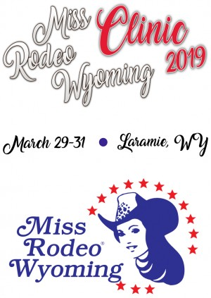 Miss Rodeo Wyoming 2019 Clinic