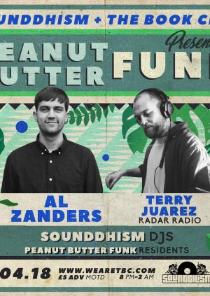 Peanut Butter Funk w/ Al Zanders & Terry Juarez