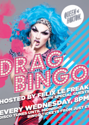 Drag Bingo! Valentines Day Special