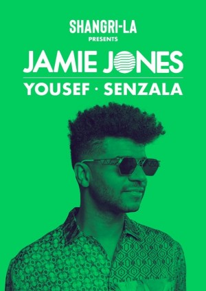 Shangri-La Presents: Jamie Jones, Yousef & Senzala