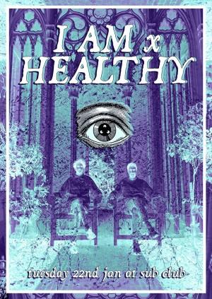 I AM x HEALTHY