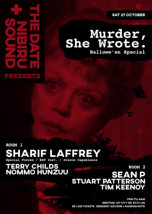 Murder, She Wrote - A Halloween Special