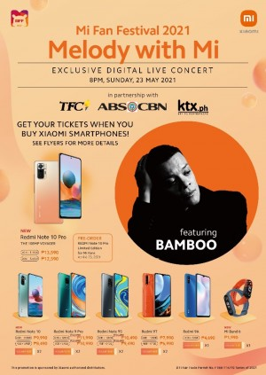 Melody with Mi ft. Bamboo (EXCLUSIVE EVENT)