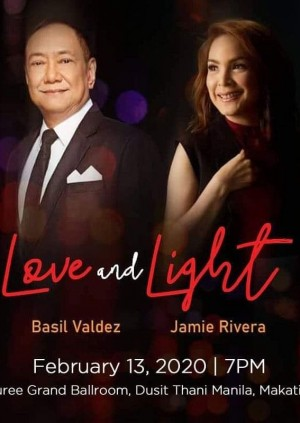 Love and Light with Basil Valdez and Jamie Rivera