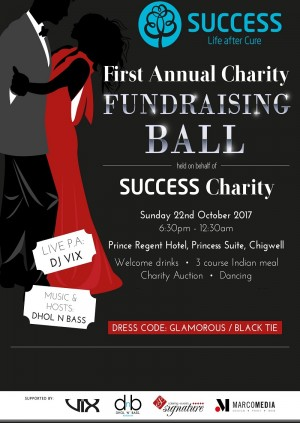 1st Annual Charity Fundraising Ball