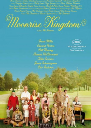 Rooftop Film Club: Moonrise Kingdom