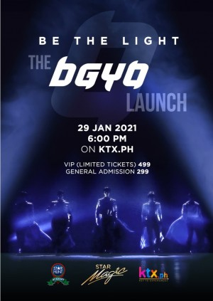 Be The Light: The BGYO Launch
