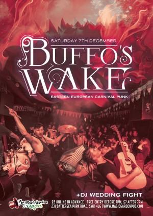 Buffo's Wake + DJ Wedding Fight