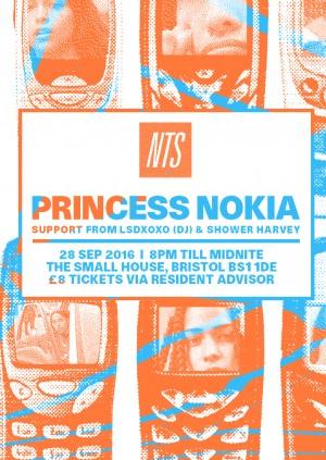 NTS presents Princess Nokia (live)