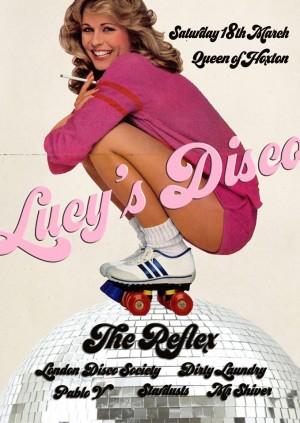 Lucy's Disco w/ The Reflex