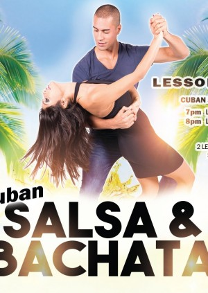 Every Tuesday Cuban Salsa & Bachata