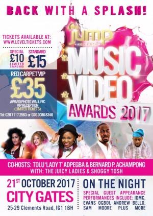 JUMP Music Video Awards