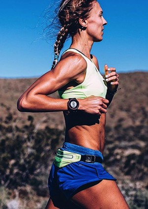 TRIBE Shake Shack: 8KM Run with Nike+ Run Club Coach Becs Gentry