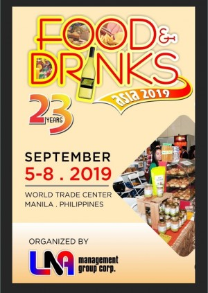 Food and Drinks Asia 2019