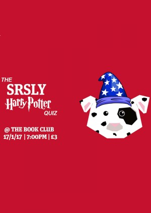 The SRSLY Harry Potter Quiz