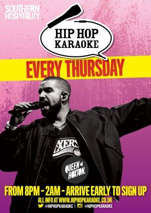 Hip Hop Karaoke - Drake Birthday Special