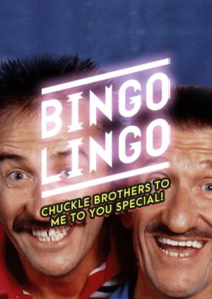 BINGO LINGO : CHUCKLE BROTHERS SPECIAL