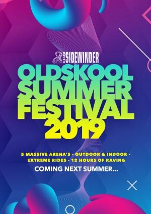 Sidewinder Oldskool Summer Festival 2019