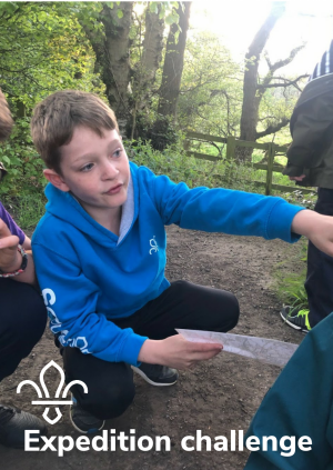 Scouts' Expedition Challenge Award