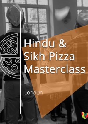 Hindu & Sikh Pizza Masterclass