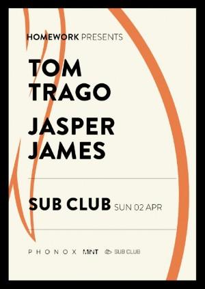 Tom Trago & Jasper James