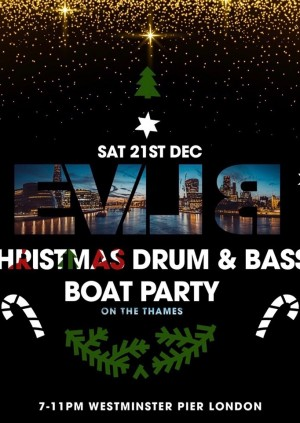 EVIL B Christmas Drum & Bass Party 2019