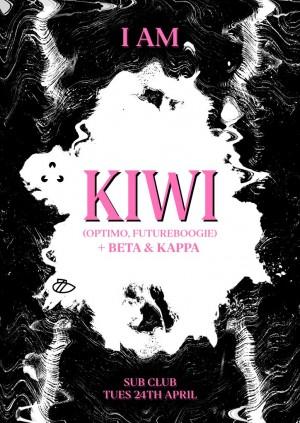 I AM - Kiwi