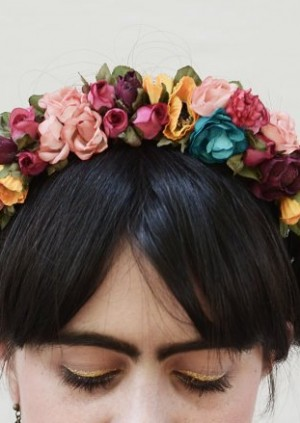 Make your own festival headpiece - Mexican style