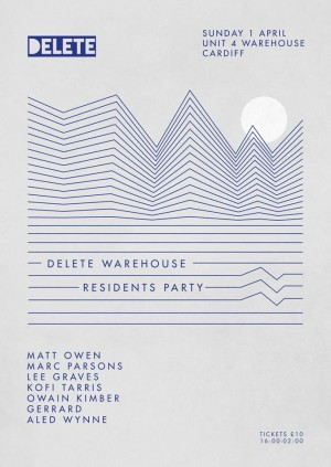 Delete Warehouse Residents Party