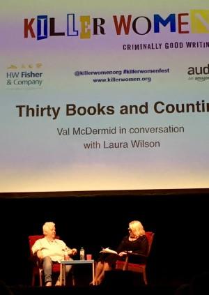 Killer Women Festival of Crime Writing and Drama