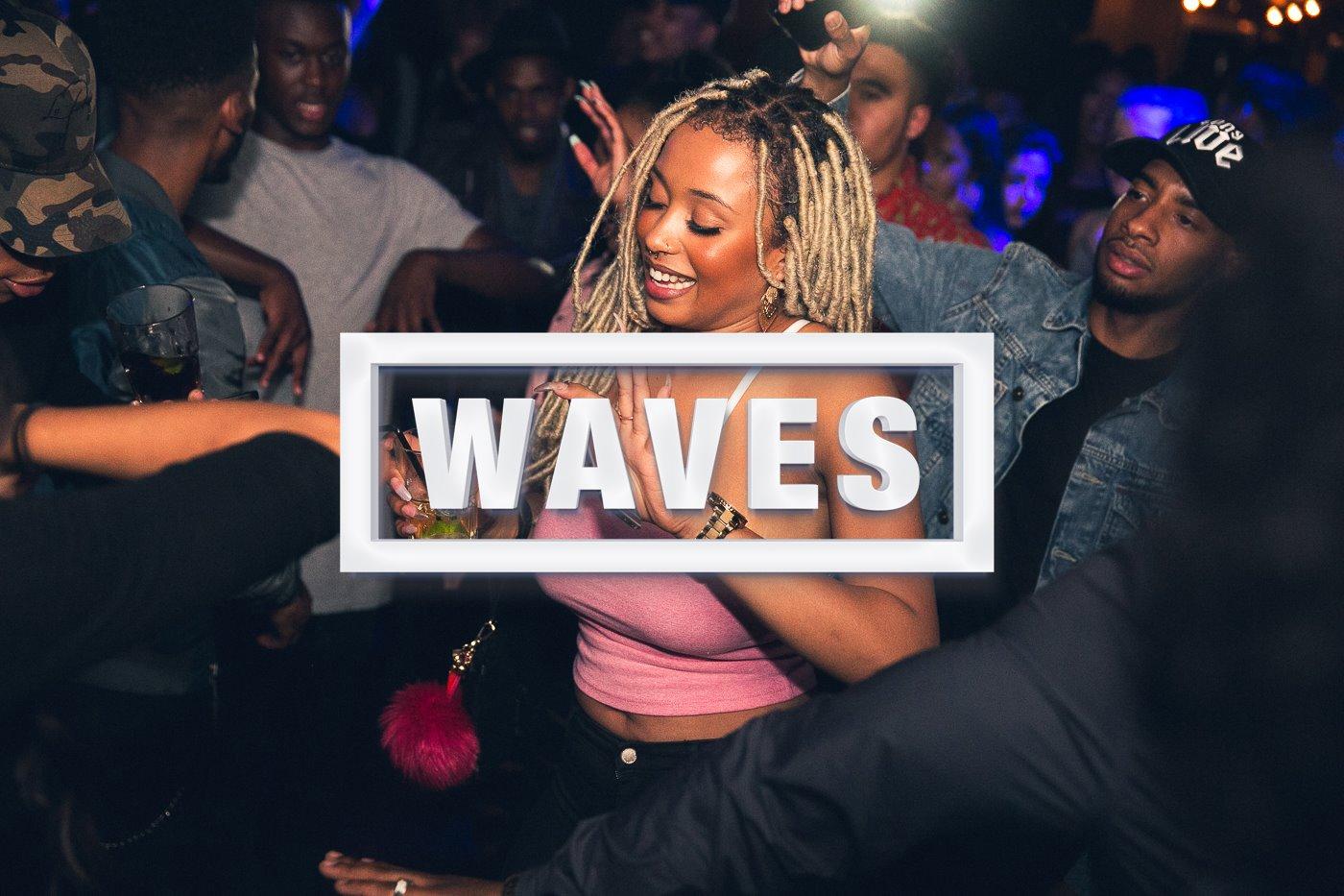 White Waves