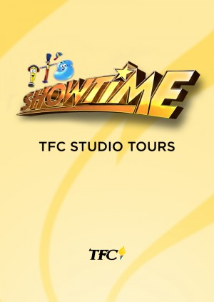 TFC STUDIO TOUR WITH IT'S SHOWTIME EXPERIENCE