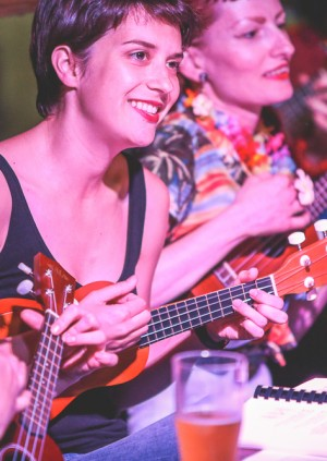 Free Ukulele Jam – Every Monday 7pm!