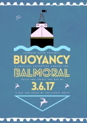 Alfresco Disco presents Buoyancy Pt 2