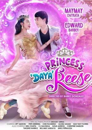 Princess Dayareese (Team Edward Puyateers)